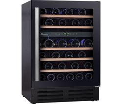CCVB 60D UK Wine Cooler - Black