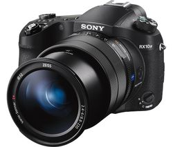SONY DSC-RX10 IV High Performance Bridge Camera - Black