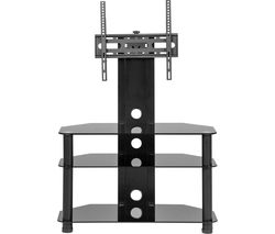 MMT CB32 800 mm TV Stand with Bracket - Black