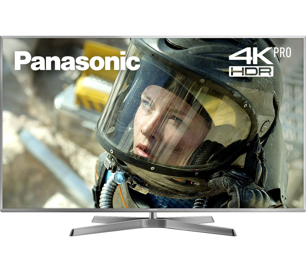 "Image of 75"" PANASONIC TX-75FX750B Smart 4K Ultra HD HDR LED TV, Gold"