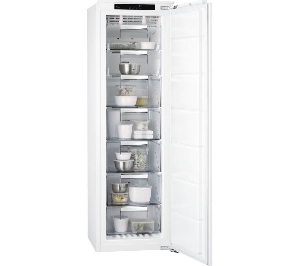 AEG ABB8181VNC Integrated Tall Freezer