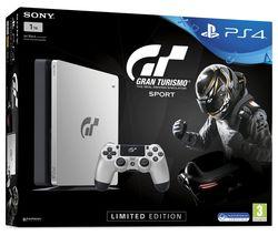 SONY PlayStation 4 Slim & GT Sport - 1 TB