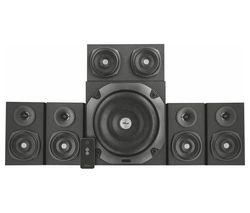 TRUST Vigor 5.1 PC Speakers - Black