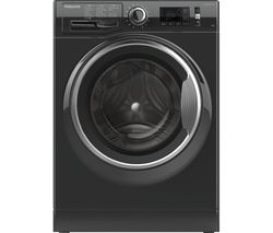 HOTPOINT ActiveCare NM11 946 BC A UK 9 kg 1400 Spin Washing Machine - Black