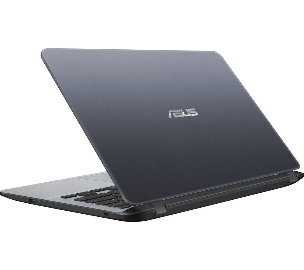 "ASUS VivoBook F407MA 14"" Intel® Pentium® Laptop - 256 GB SSD, Grey"