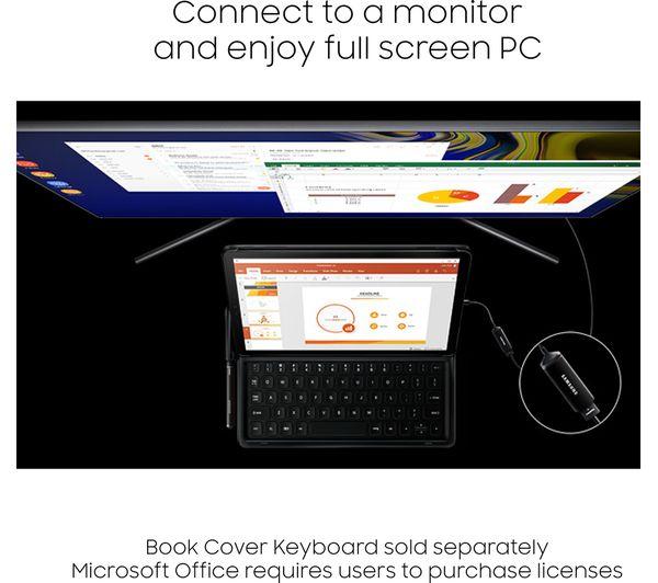 SAMSUNG Galaxy Tab S4 10 5