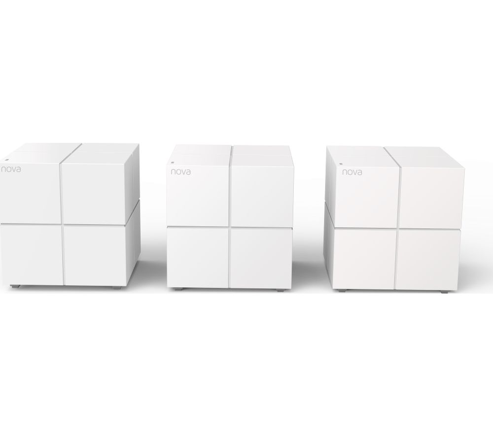 TENDA Nova MW6 Whole Home WiFi System - Triple Pack