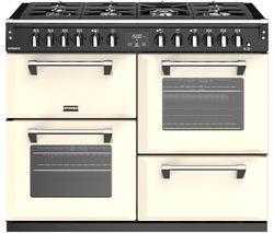 STOVES Richmond S1100DF 110 cm Dual Fuel Range Cooker - Cream