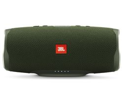 JBL Charge 4 Portable Bluetooth Speaker - Green