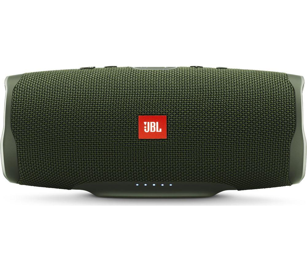 JBL Charge 4 Portable Bluetooth Speaker - Green, Green
