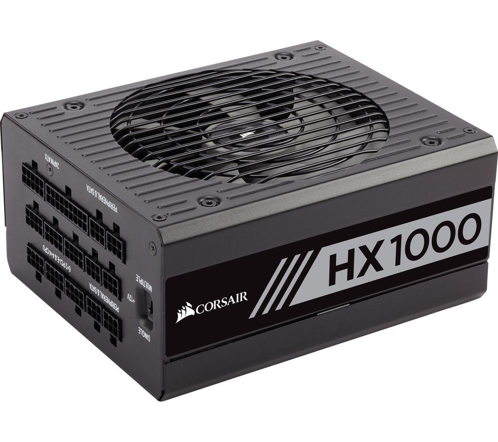 CORSAIR HX1000 Modular ATX PSU - 1000 W