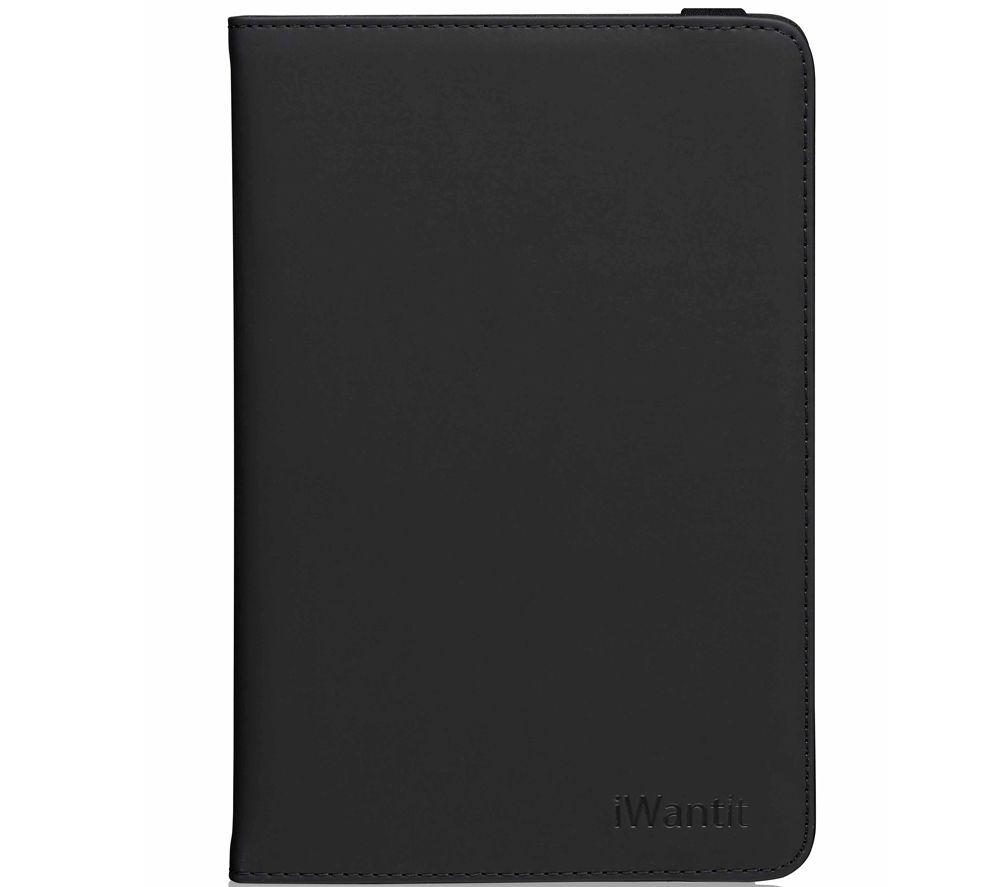 "Image of IM5SKBK19 7.9"" iPad Mini 5 Smart Cover - Black, Black"