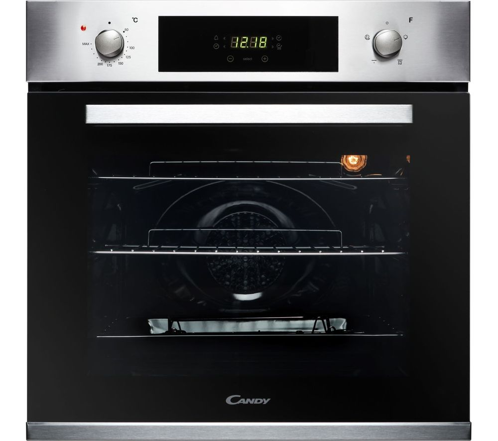 CANDY FCP405X/E Electric Oven - Stainless Steel, Stainless Steel