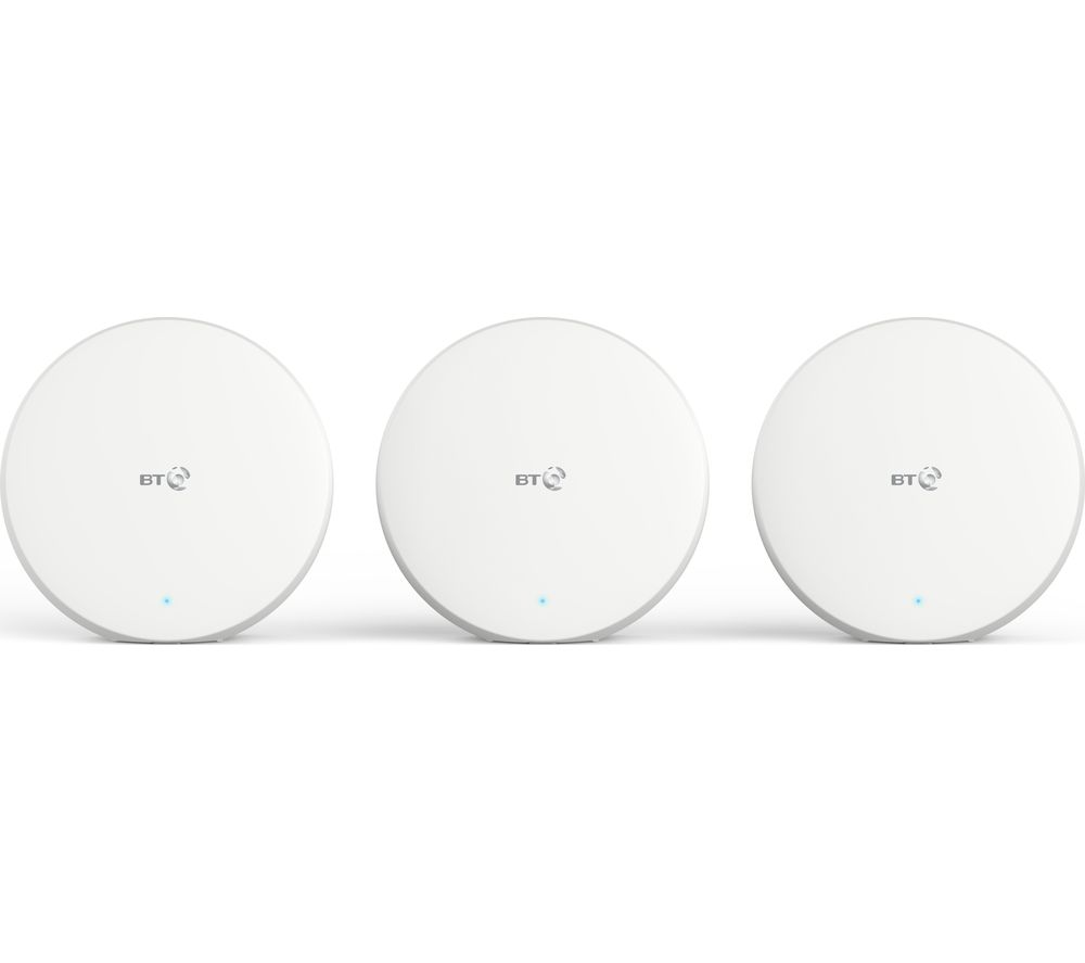 Mini Whole Home WiFi System - Triple Unit