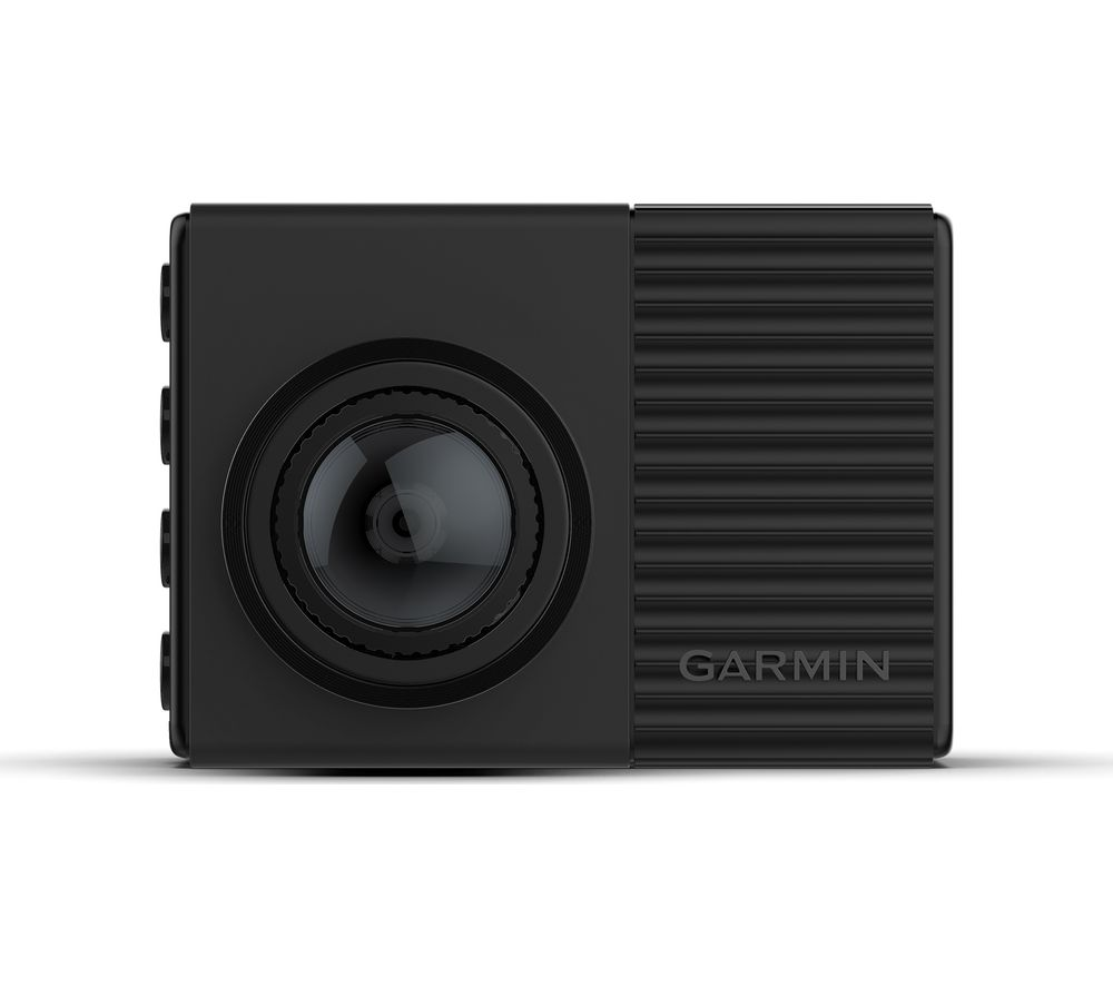 GARMIN 66W Full HD Dash Cam - Black, Black