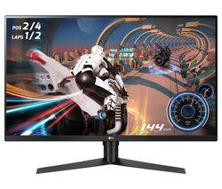 "32GK850F Quad HD 31.5"" LCD Gaming Monitor - Black"