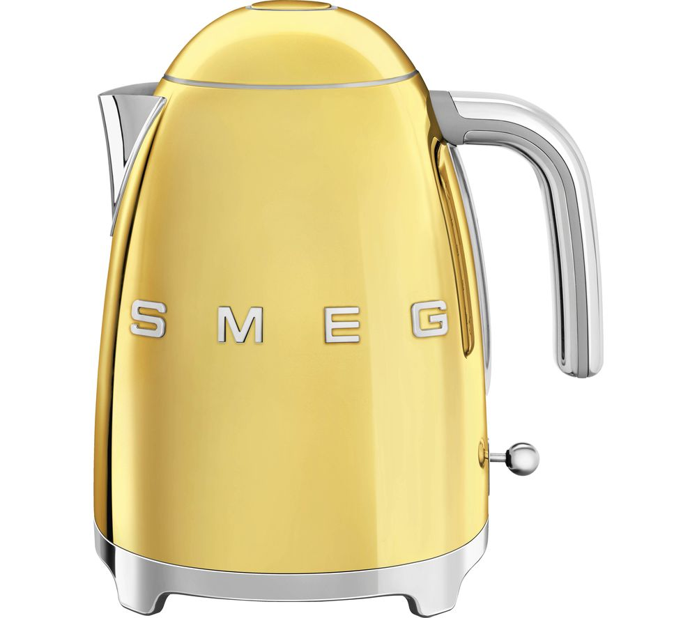 Image of 50's Style KLF03GOUK Jug Kettle - Gold, Gold