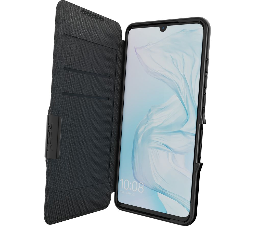GEAR4 Oxford Huawei P30 Light Case - Black