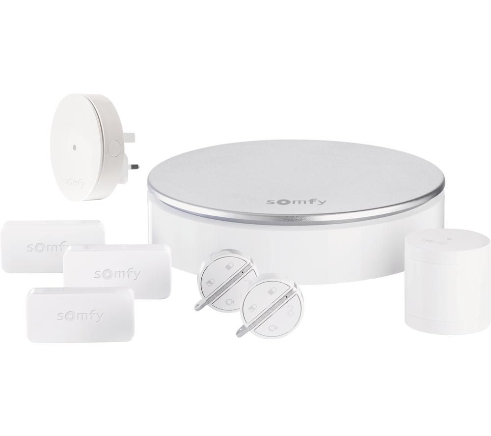 SOMFY Protect Home Alarm Security System