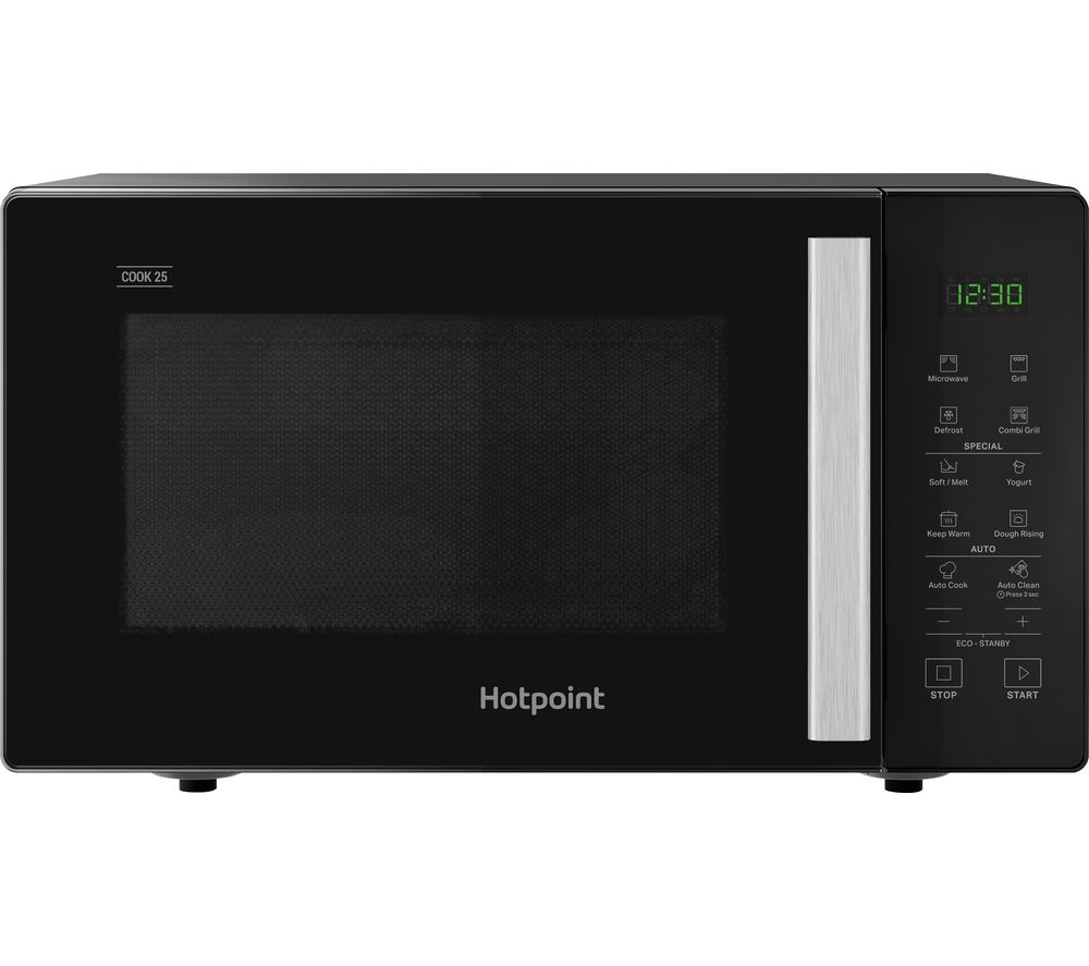 Cook 25 MWH 253 B Microwave with Grill - Black, Black