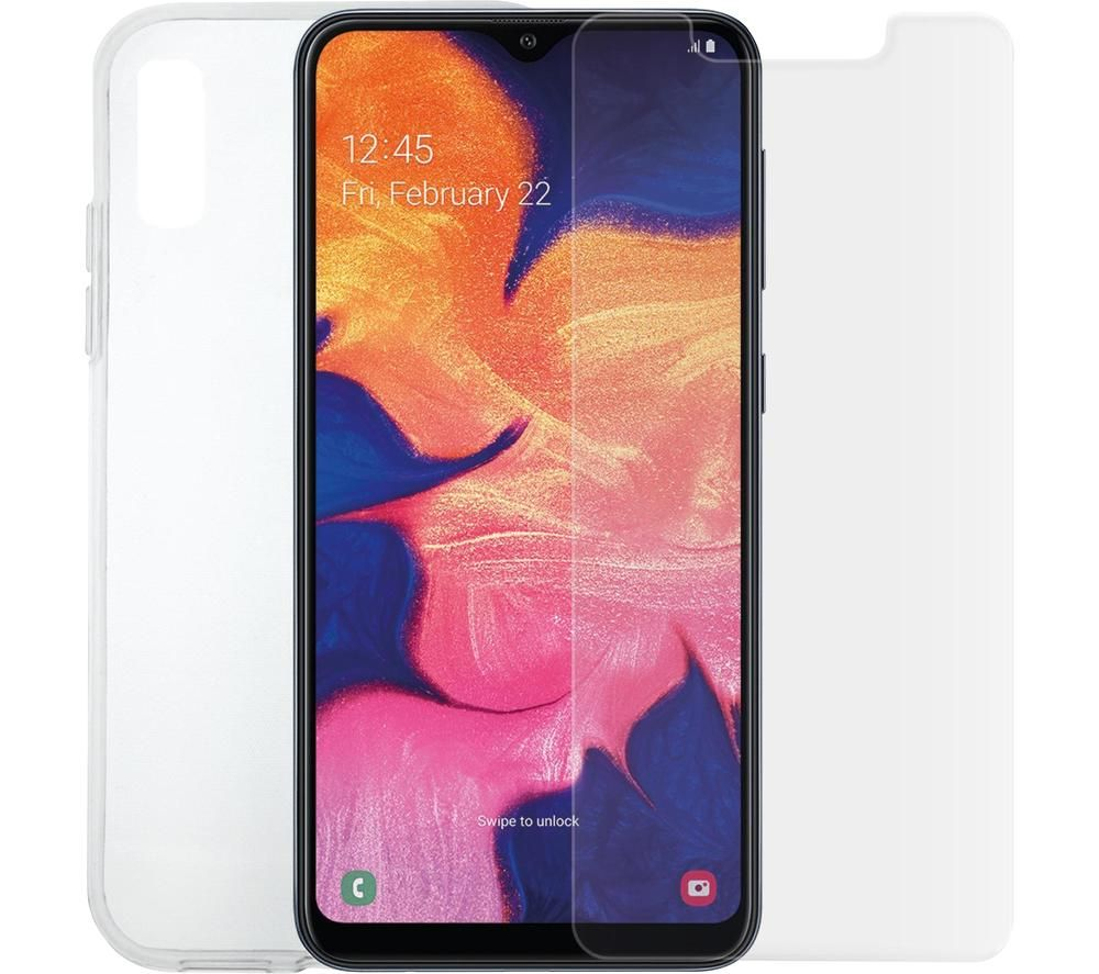 Image of Galaxy A10 Case - Clear