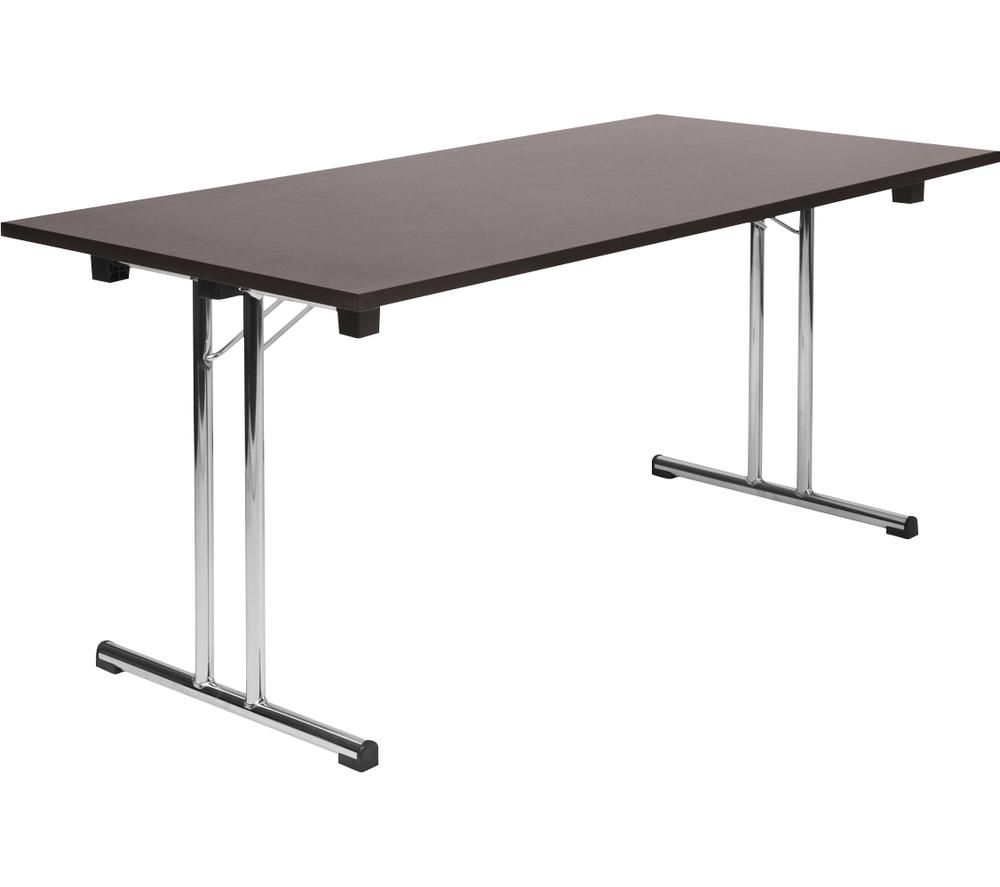 TEKNIK Space Folding Table - Wenge