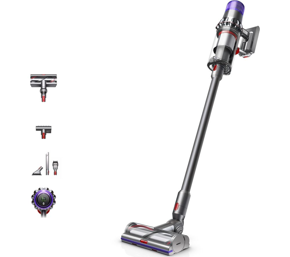 Image of DYSON V11 Torque Drive Cordless Vacuum Cleaner - Iron