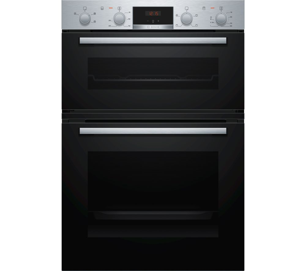 BOSCH MHA133BR0B Electric Built-in Double Oven - Stainless Steel