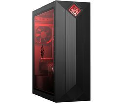 OMEN 875 Gaming PC - AMD Ryzen 5, RX 5500, 2 TB HDD & 256 GB SSD