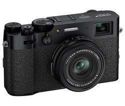 X100V High Performance Compact Camera - Black
