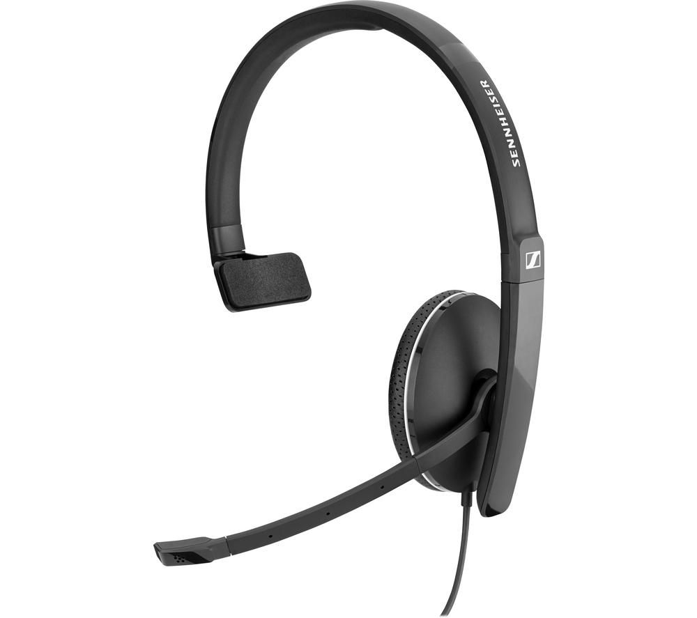 SENNHEISER SC 135 USB-C Headset - Black