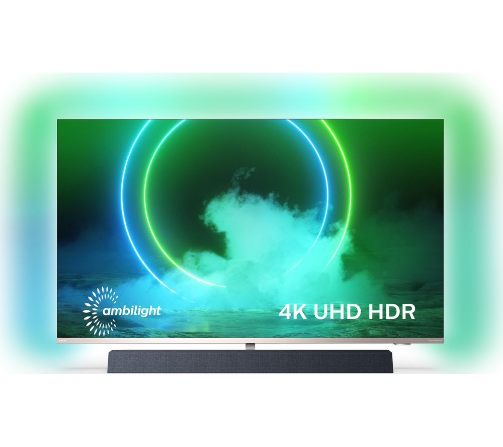 "PHILIPS 65PUS9435/12 65"" Smart 4K Ultra HD HDR LED TV with Google Assistant"