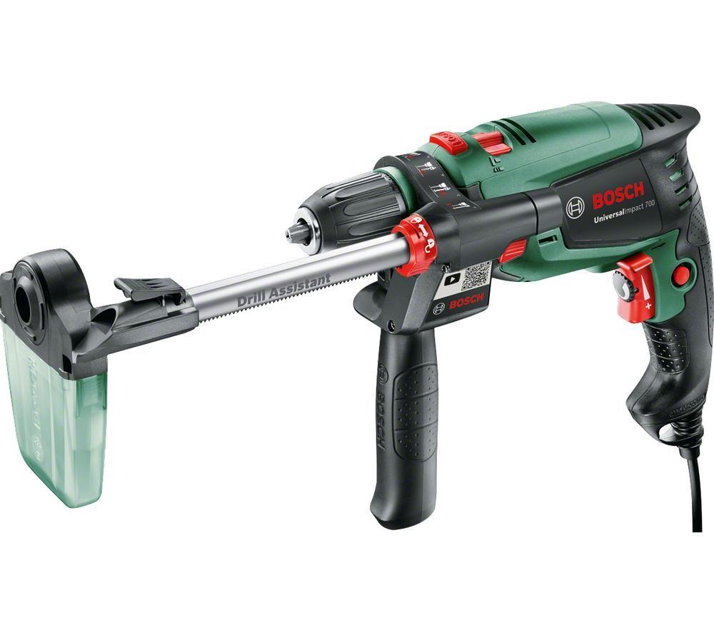 BOSCH UniversalImpact 700 Hammer Drill Driver
