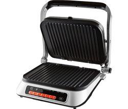 T27023 2100 W Grill - Silver & Black