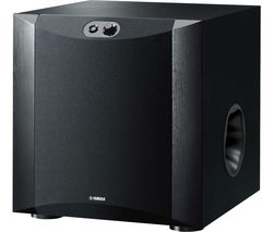 NS-SW300 Active Subwoofer - Black