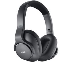 N700NCM2 Wireless Bluetooth Noise-Cancelling Headphones - Black