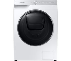 Series 9 QuickDrive WD80T954DSH/S1 WiFi-enabled 8 kg Washer Dryer  - White`