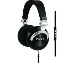 Pro DJ200 Headphones - Black