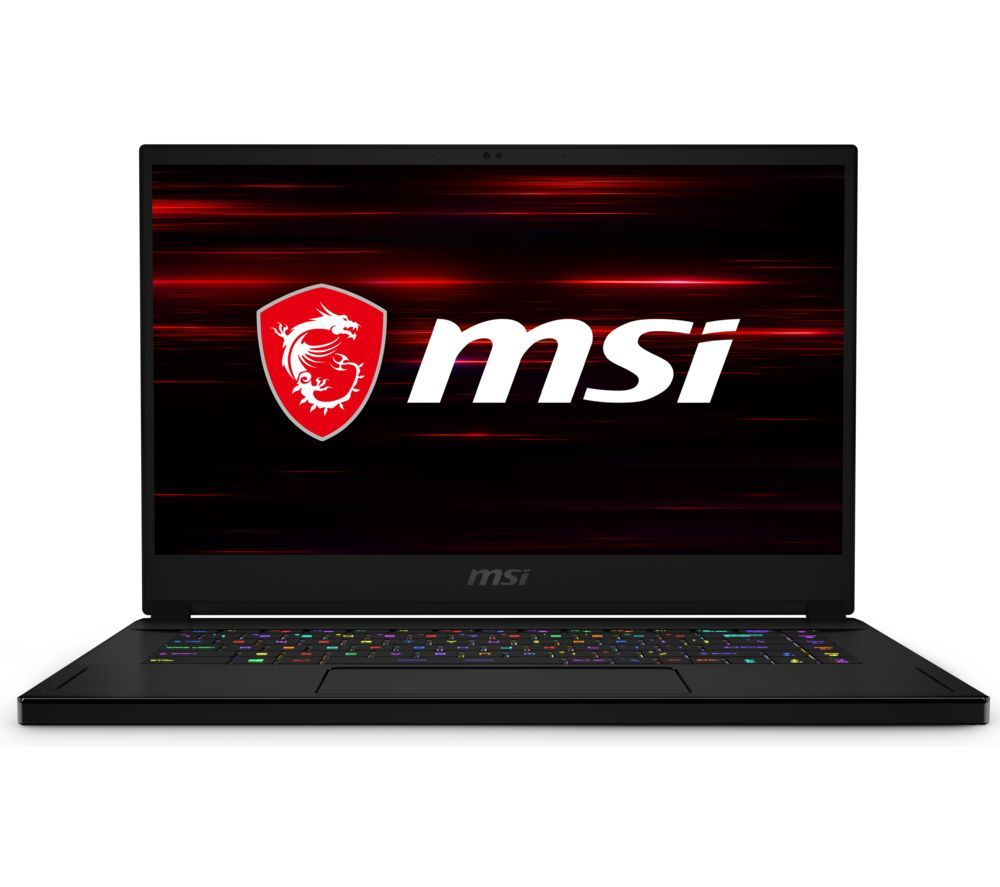 "Image of MSI Stealth GS66 15.6"" Gaming Laptop - Intel®Core™ i7, RTX 3060, 512 GB SSD"