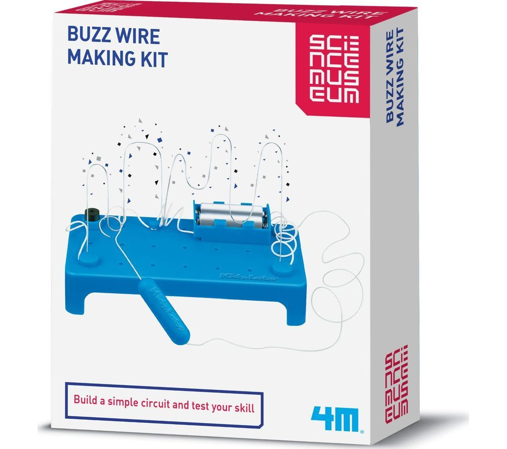 SCIENCE MUSEUM Buzz Wire Making Kit