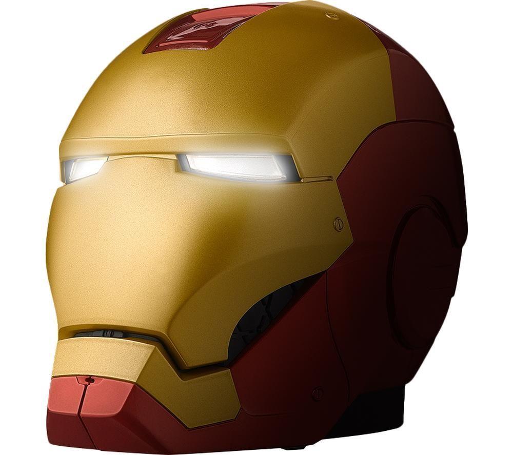EKIDS Vi-B72IM Iron Man Helmet Portable Bluetooth Speaker