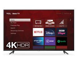 "43RP620K Roku 43"" Smart 4K Ultra HD HDR LED TV"