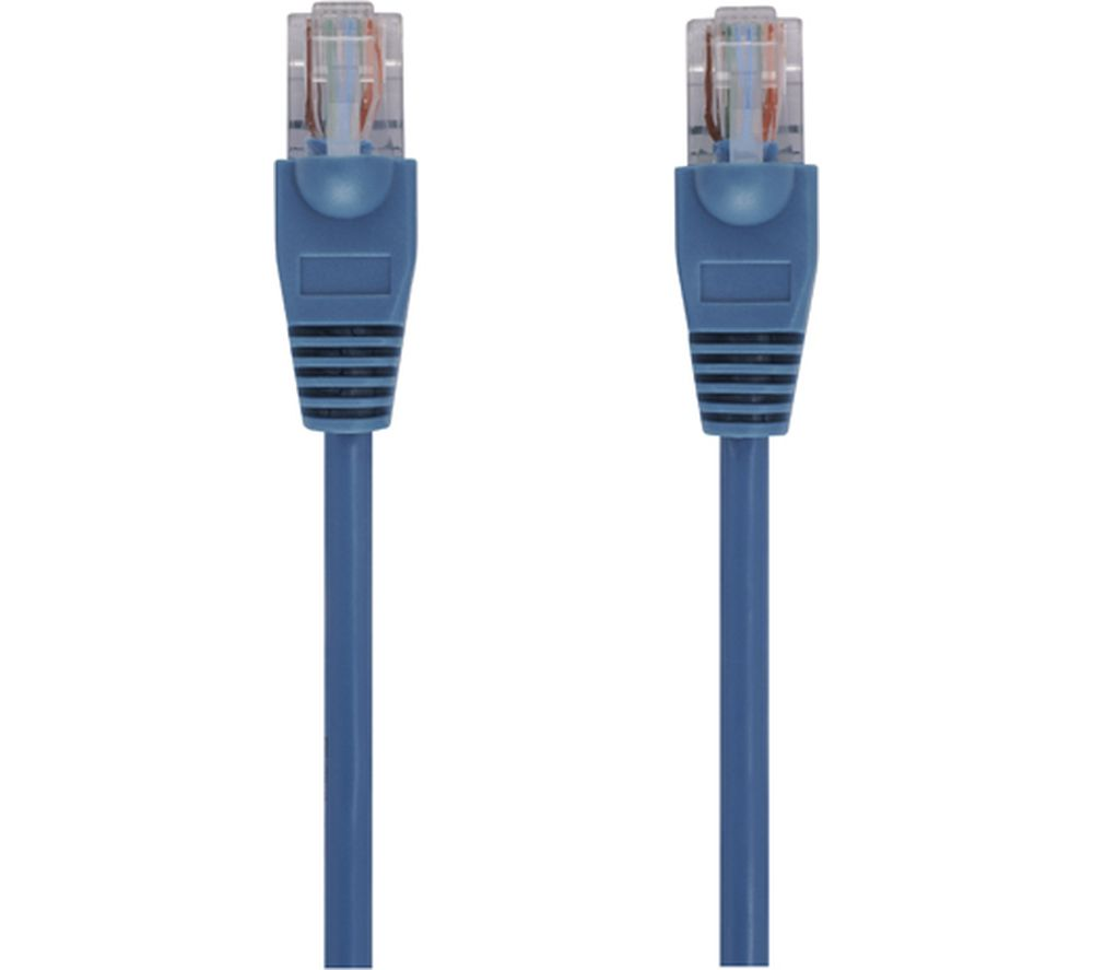 advent a5blu2m13 cat 5e ethernet cable 2 m deals pc world. Black Bedroom Furniture Sets. Home Design Ideas