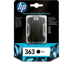 HP 363 Black Ink Cartridge