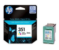 HP 351 Tri-colour Ink Cartridge