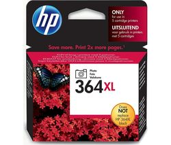 HP 364XL Photo Black Ink Cartridge