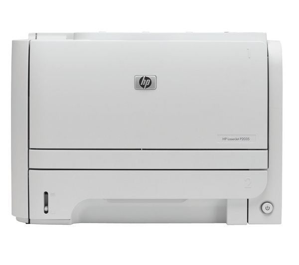 Image of HP Laserjet P2035 Monochrome Laser Printer