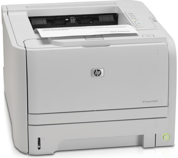 HP LaserJet P2035n Printer - Driver Downloads   HP ...