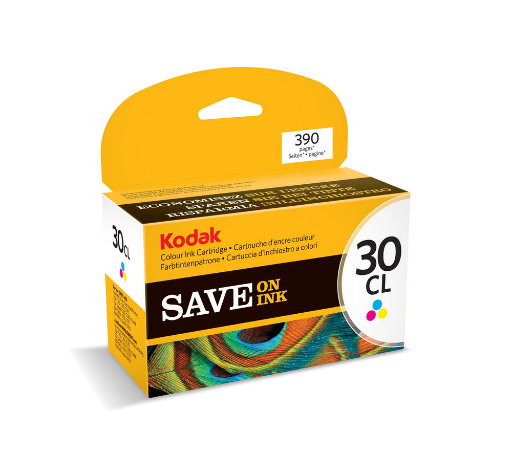 KODAK 30CL Tri Colour Ink Cartridge