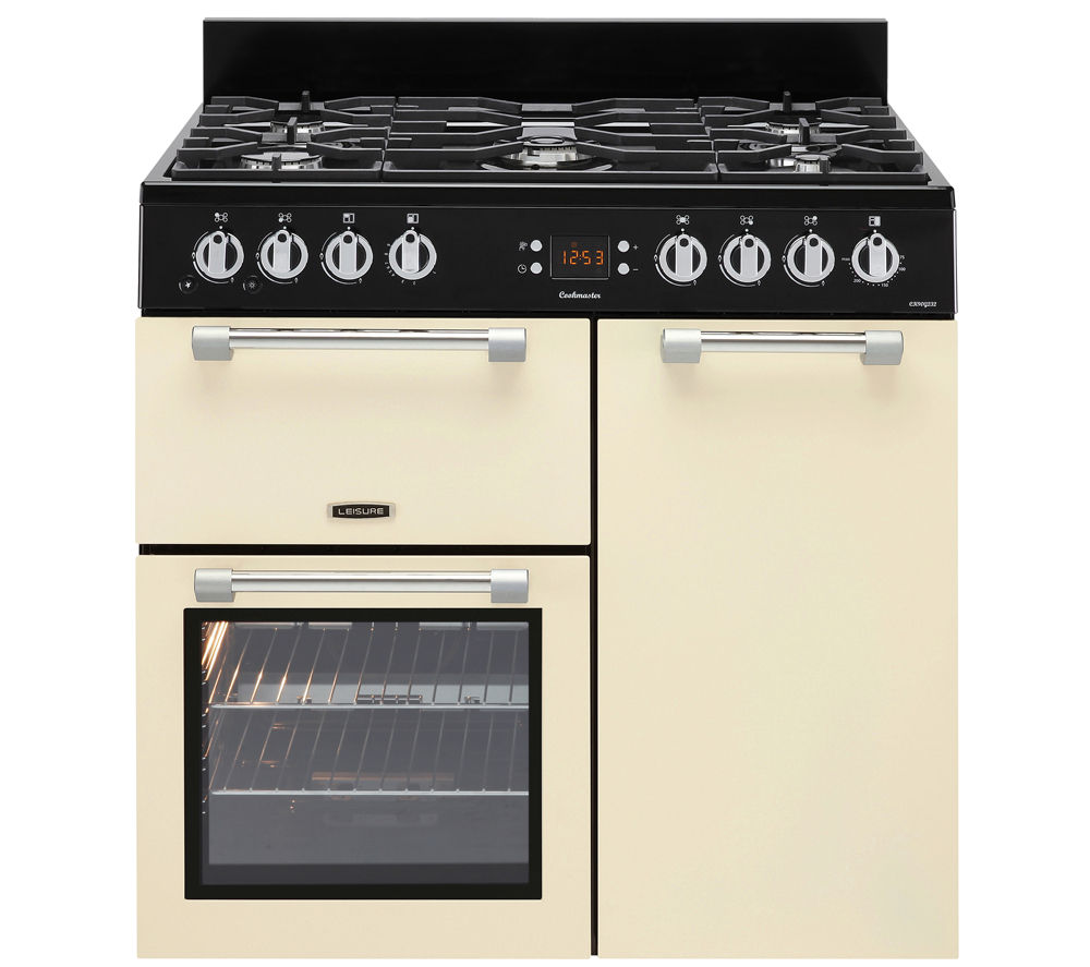 Compare retail prices of Leisure Cookmaster CK90G232C Gas Range Cooker to get the best deal online